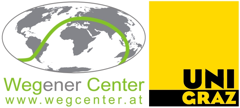 Logo Wegener Center